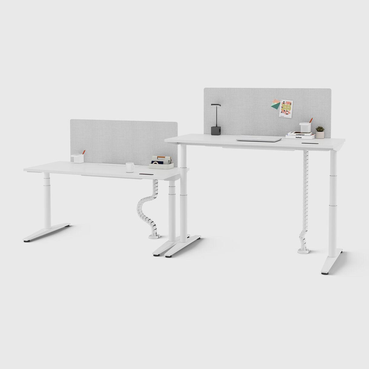 Ratio Workstation, Round Leg