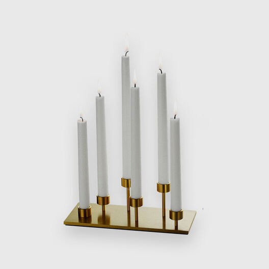 Machined Candelabra