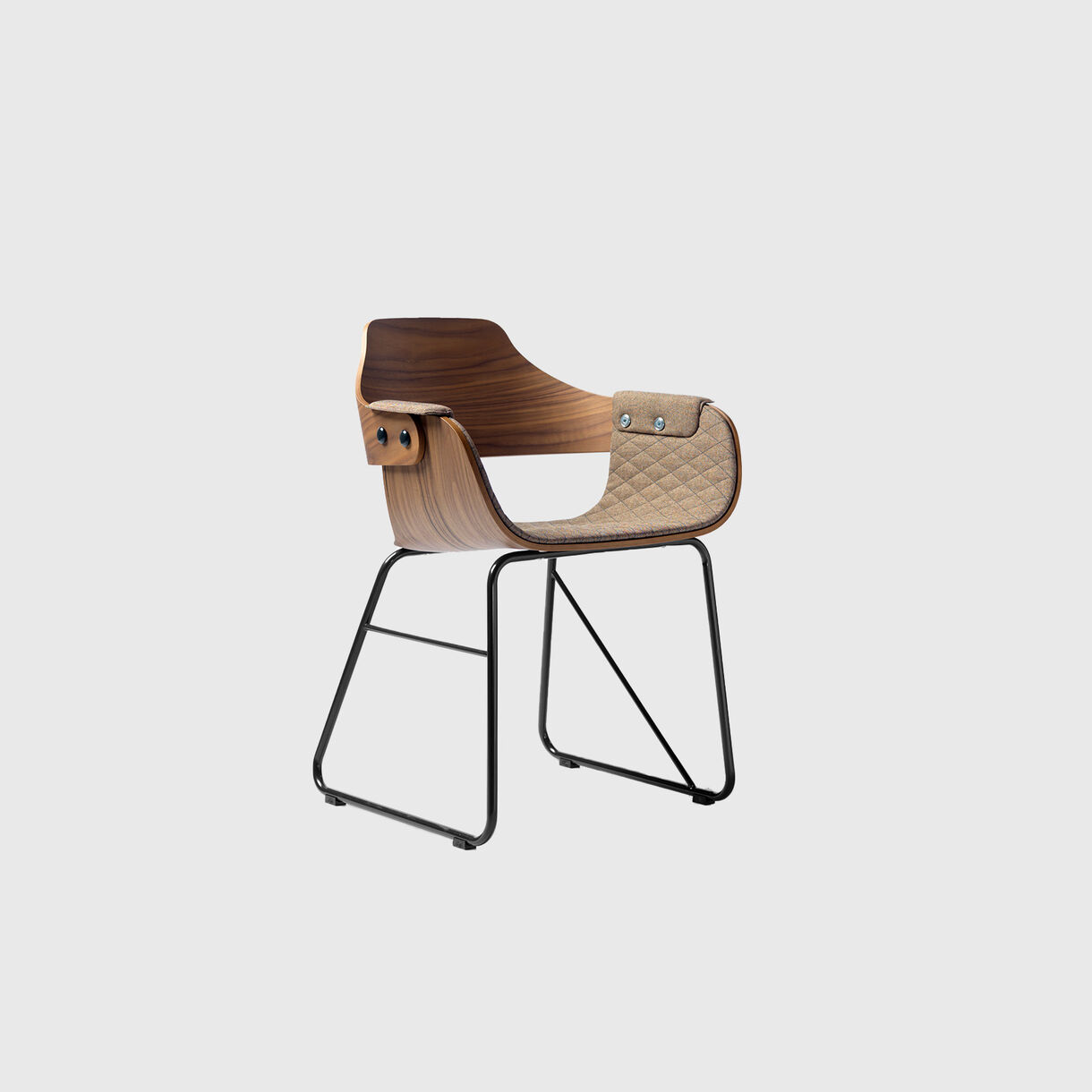 Showtime Chair, Sled Base