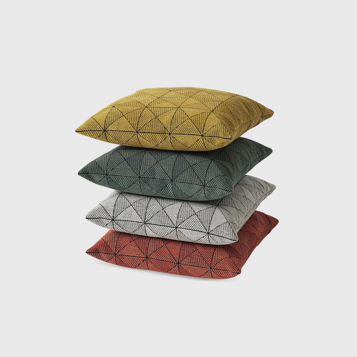 Tile Cushions, Group