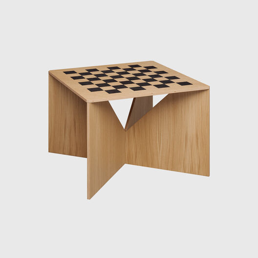 Calvert Chess Coffee Table