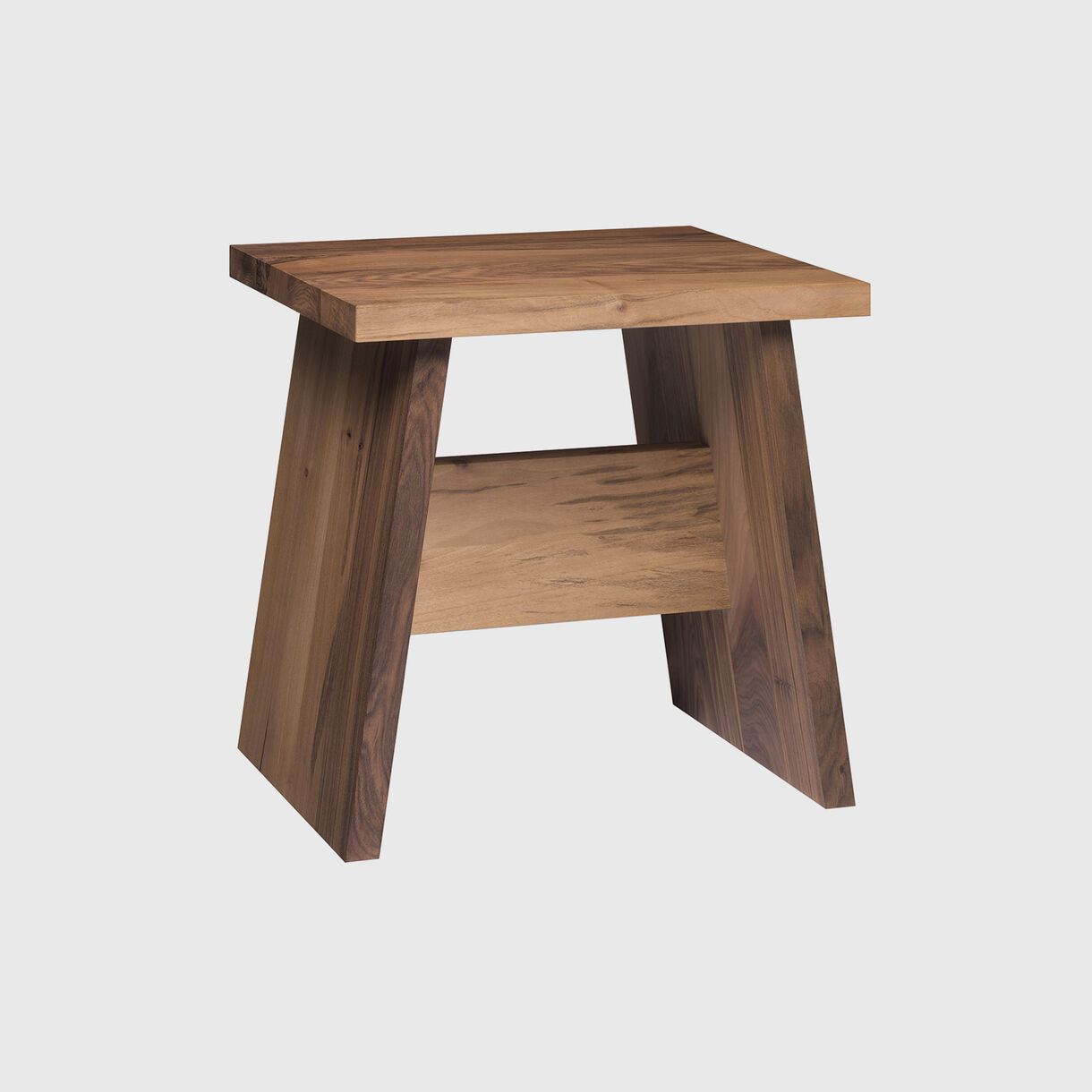Langley Side Table, Walnut