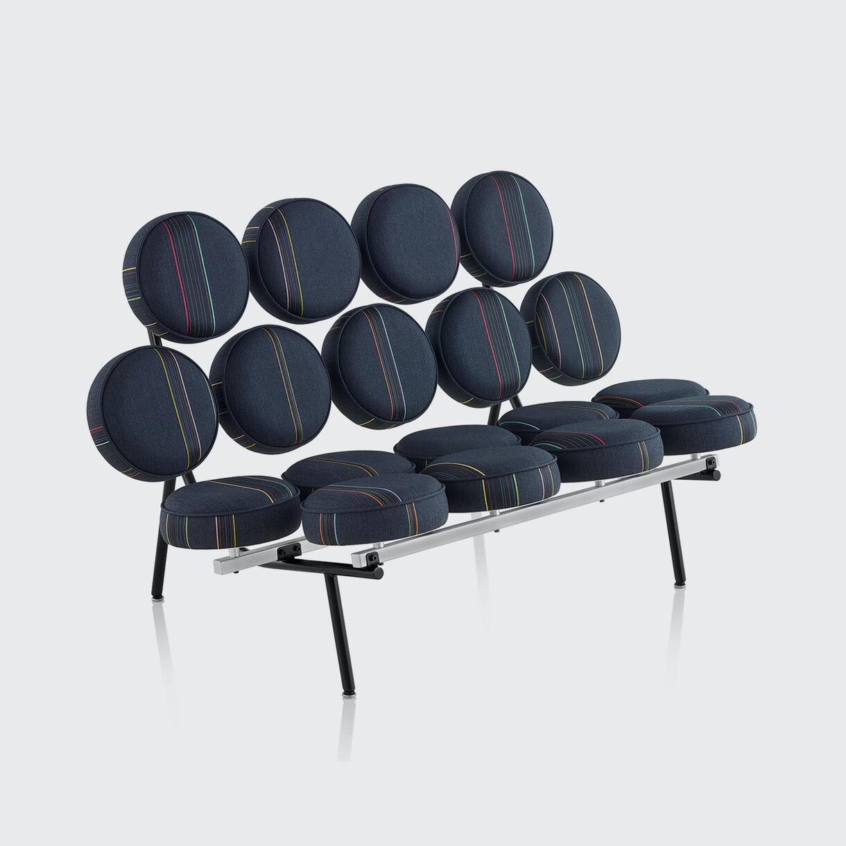 Nelson Marshmallow Sofa, Paul Smith x Maharam