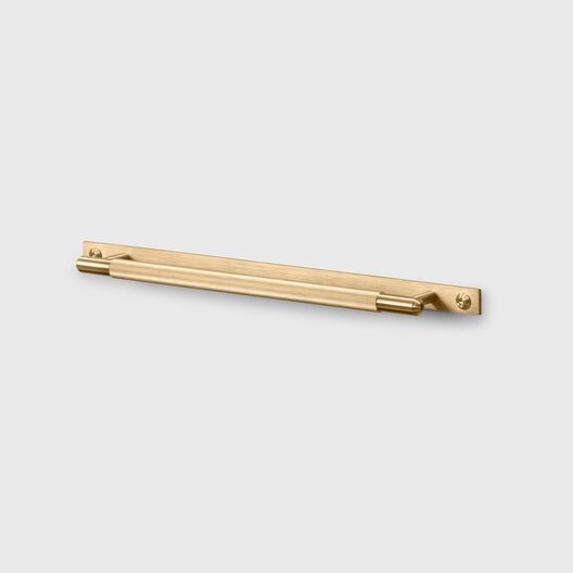 Linear Pull Bar with Plate