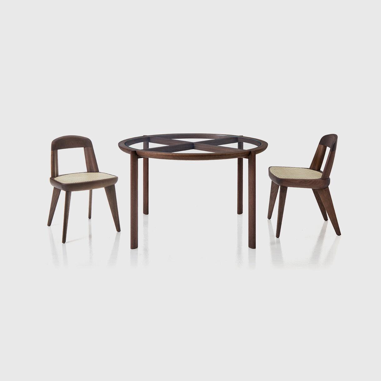 Spoke Dining Table