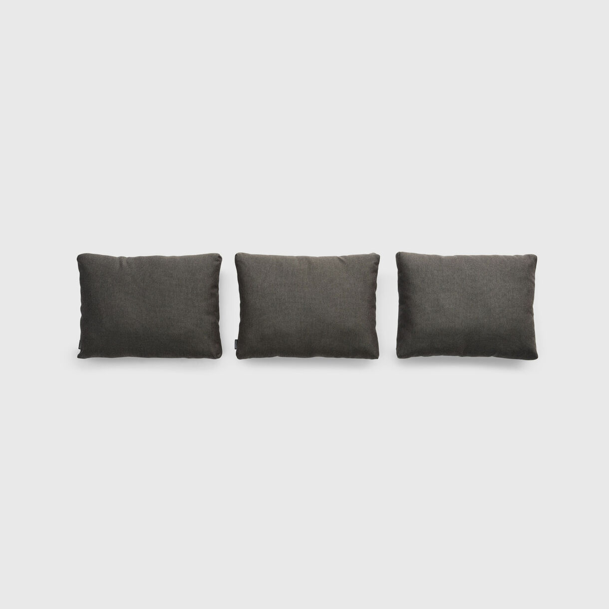 Sol+Luna Comfort Cushions, Dark Taupe