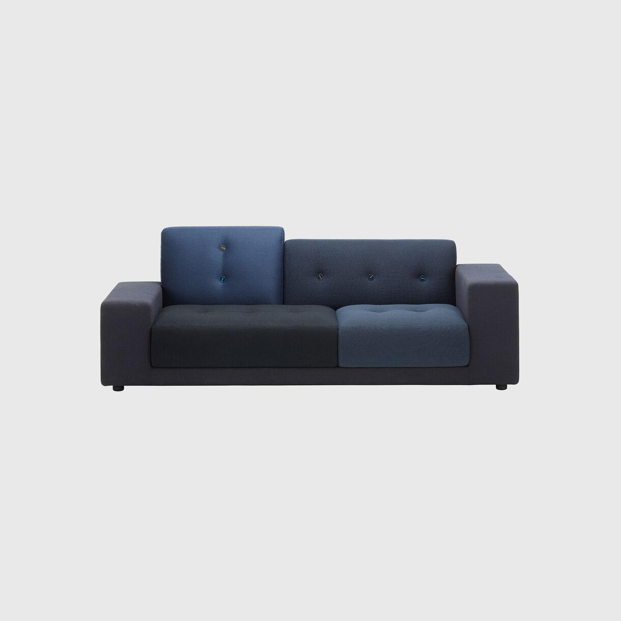 Polder Compact Sofa, Night Blue