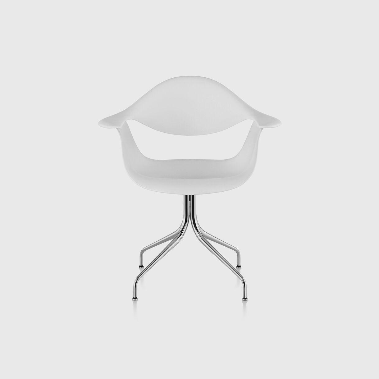 Nelson Swag Leg Armchair