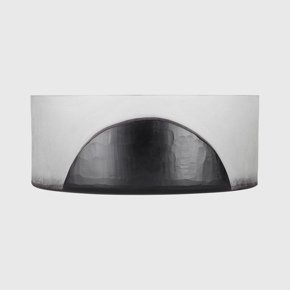 Carved Bowl, Black