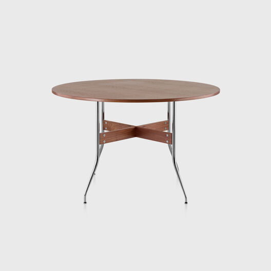 Nelson™ Swag Leg Dining Table, Round
