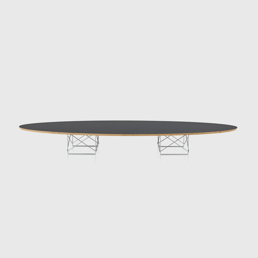 Eames® Wire Base Elliptical Table