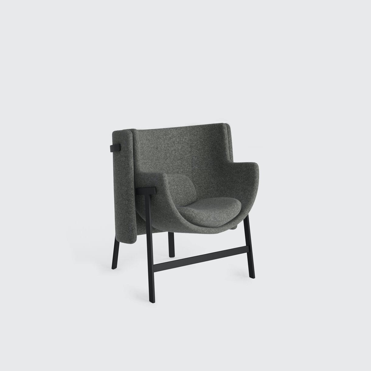 Kite Lounge Chair, Deep