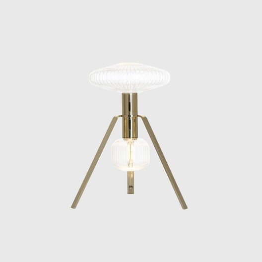 Cipher Table Lamp