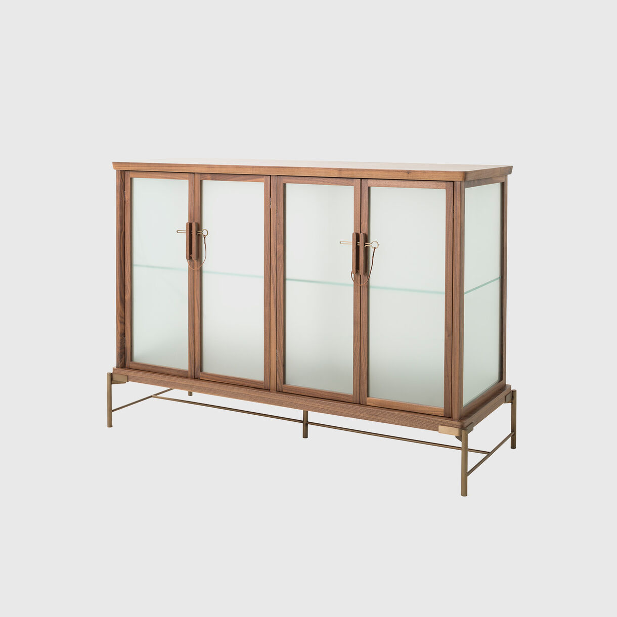 Dowry Cabinet I, Frosted Glass