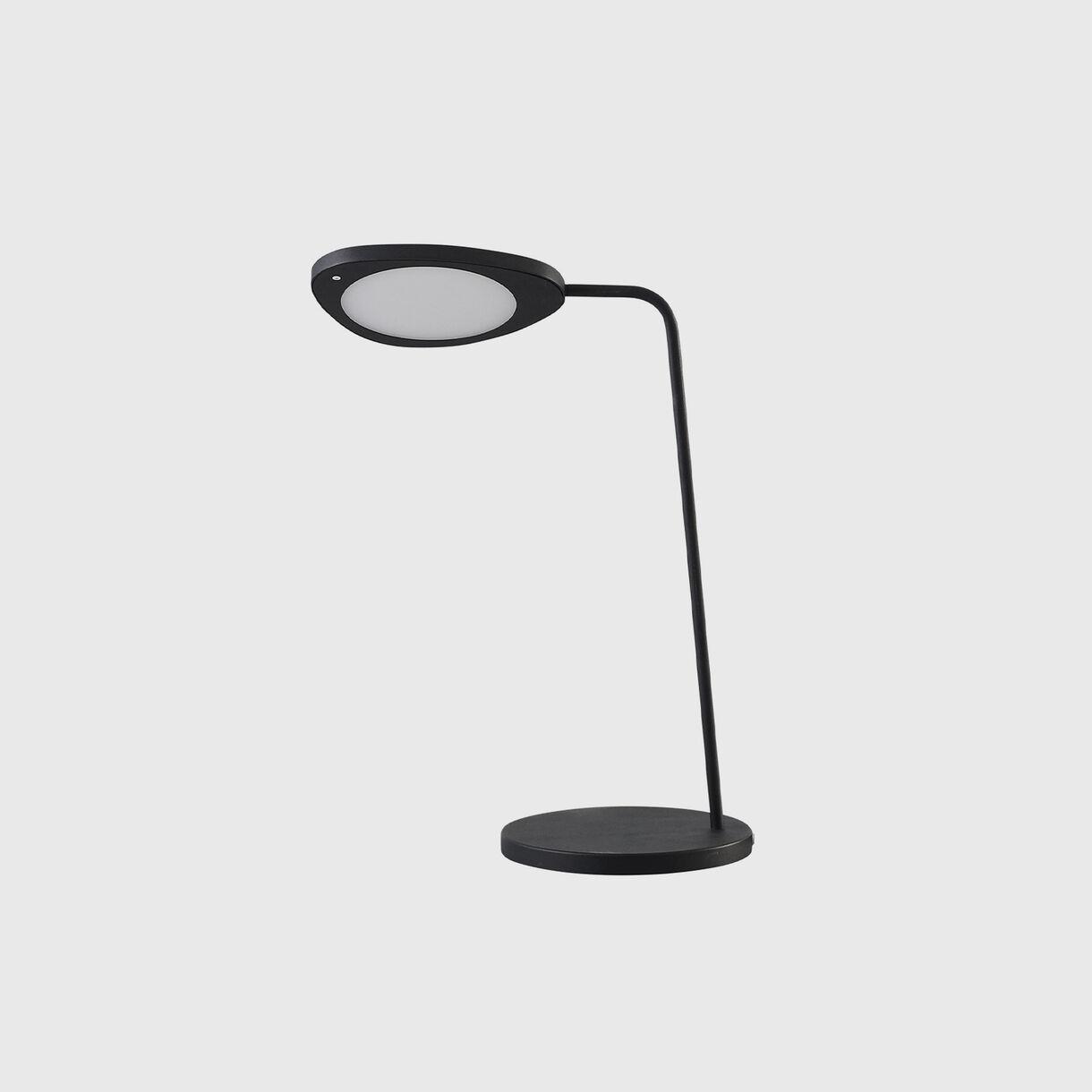 Leaf Table Lamp, Black