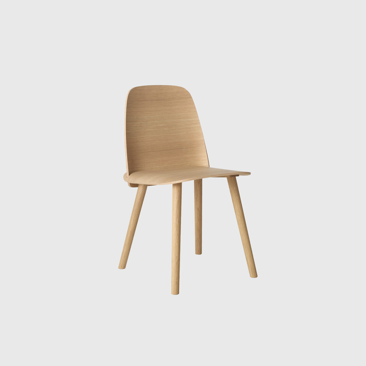 Nerd Chair, Oak