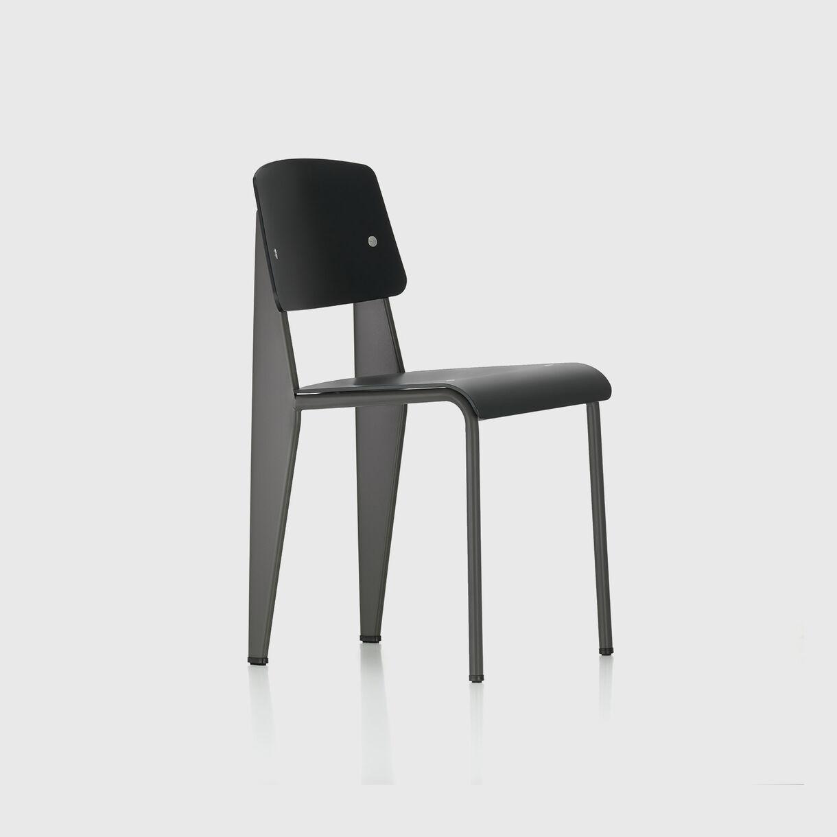 Standard Chair SP, Basalt & Black