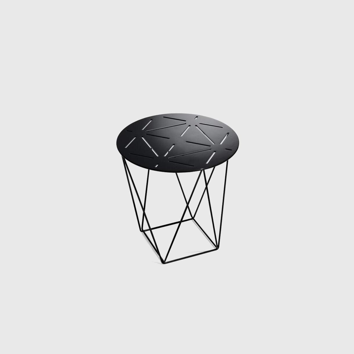 Joco Side Table, T1, Black