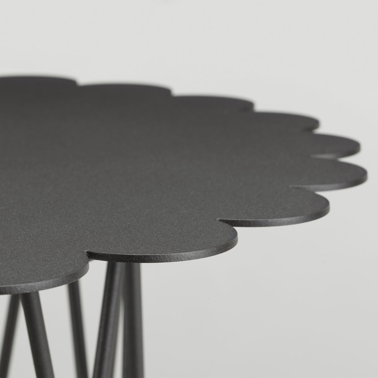 Flower Table, Anthracite