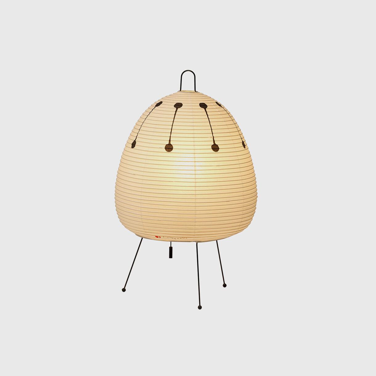Akari 1AD Table Lamp, On