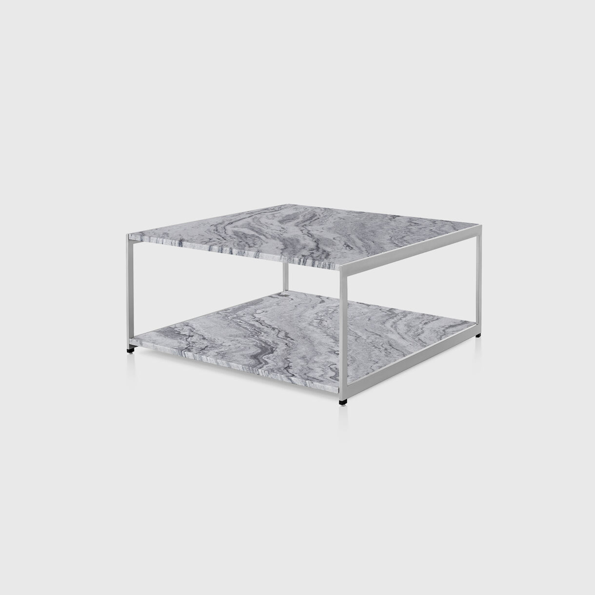 H-Frame Coffee Table