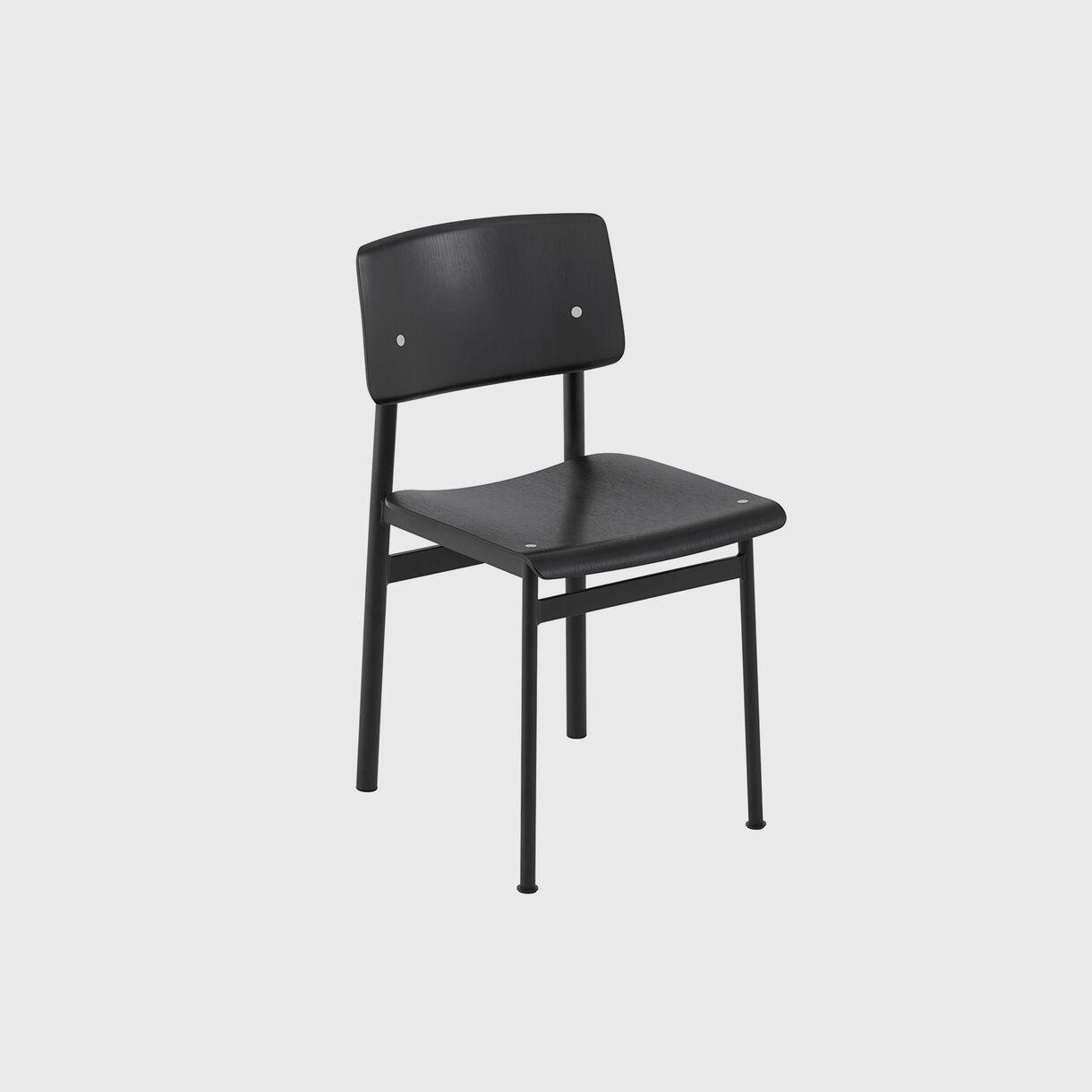 Loft Chair, Black