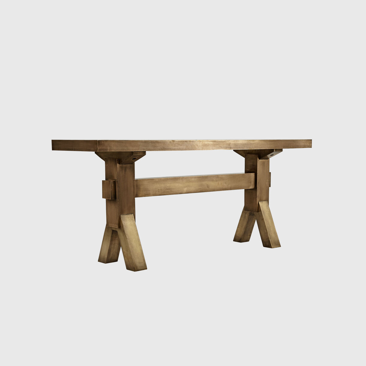 Mass Console Table, Angled