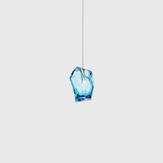Crystal Rock Pendant Lamp