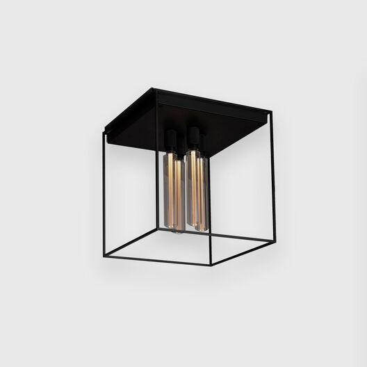 Caged Ceiling Lamp 4.0