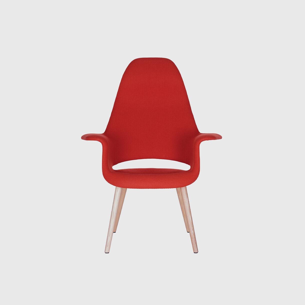 Organic Highback Chair