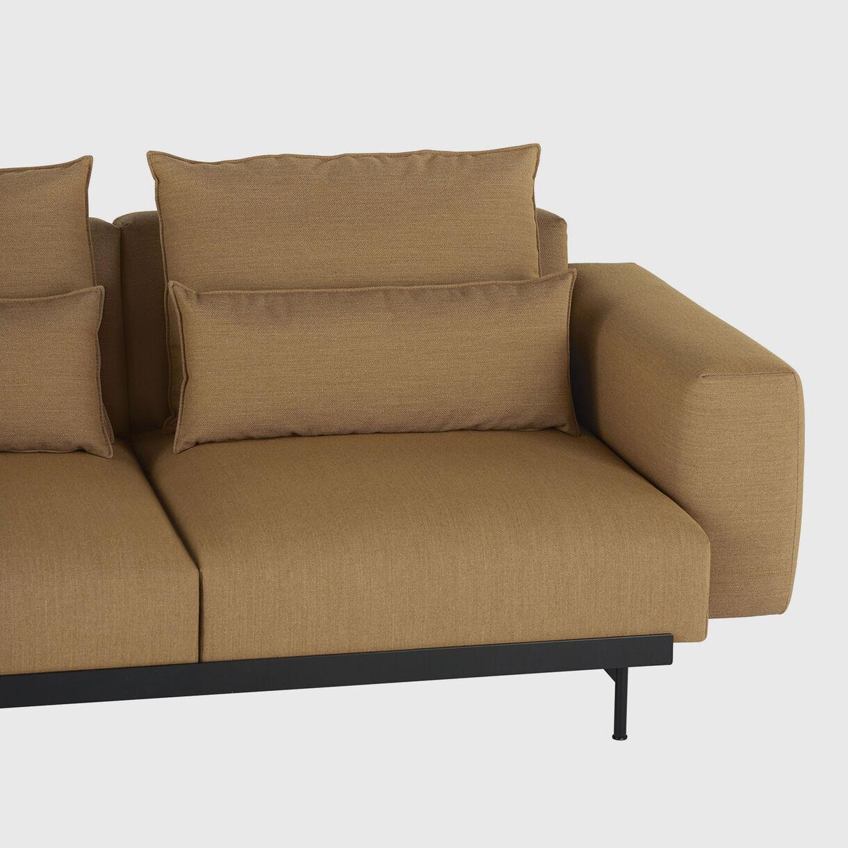 In Situ 2 Seater Sofa, Fiord 451