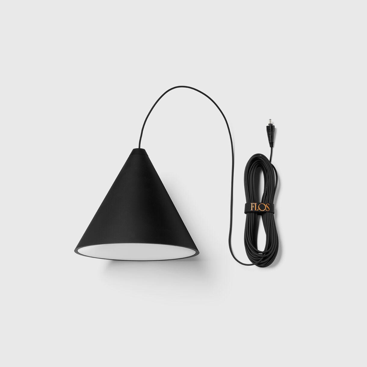 String Cone Pendant Lamp