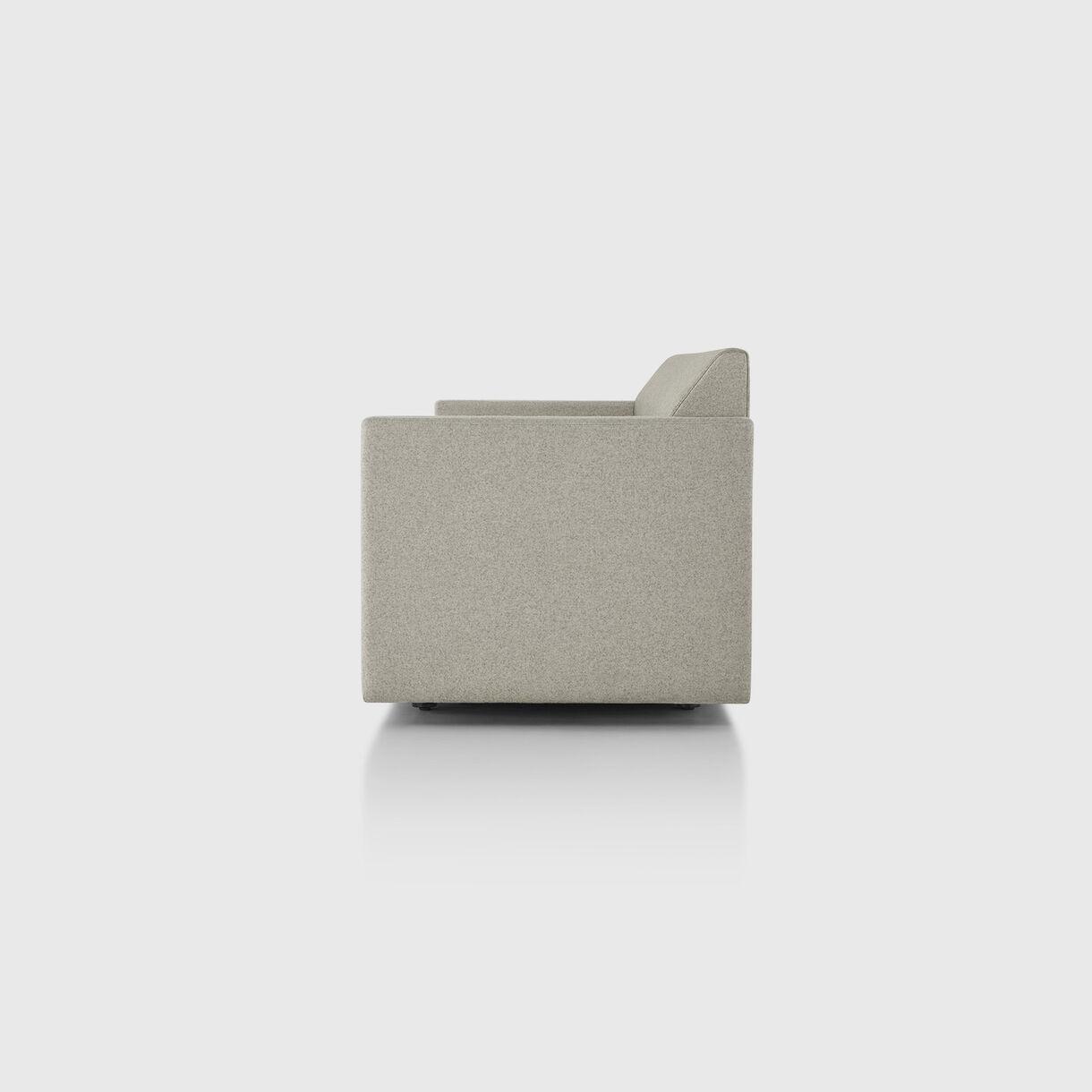 Bevel Sofa, 3 Seater