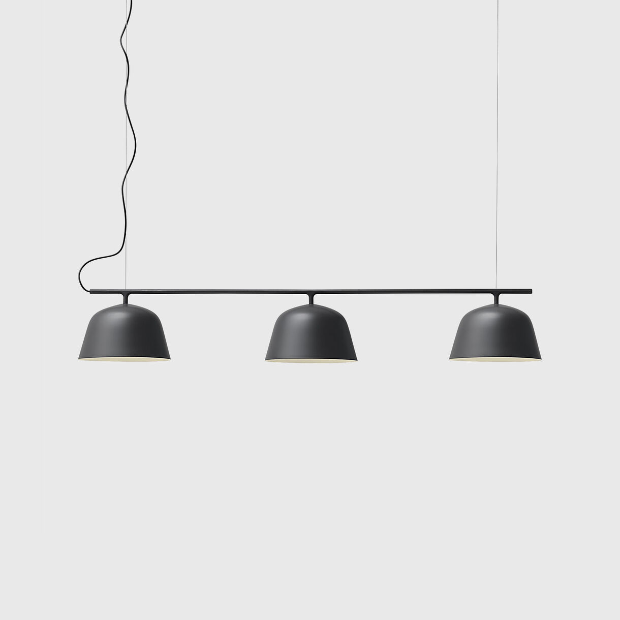 Ambit Rail Lamp, Black