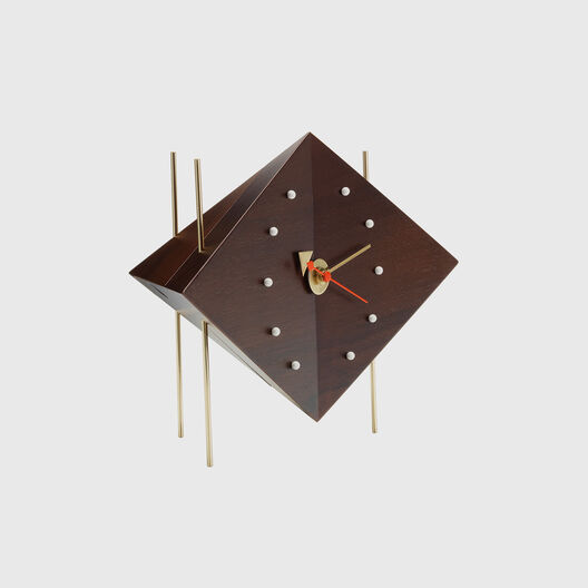Diamond Desk Clock