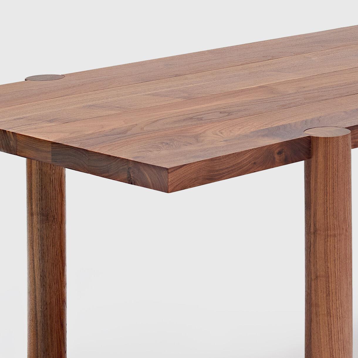 Breadstick Table, 2300, American Black Walnut