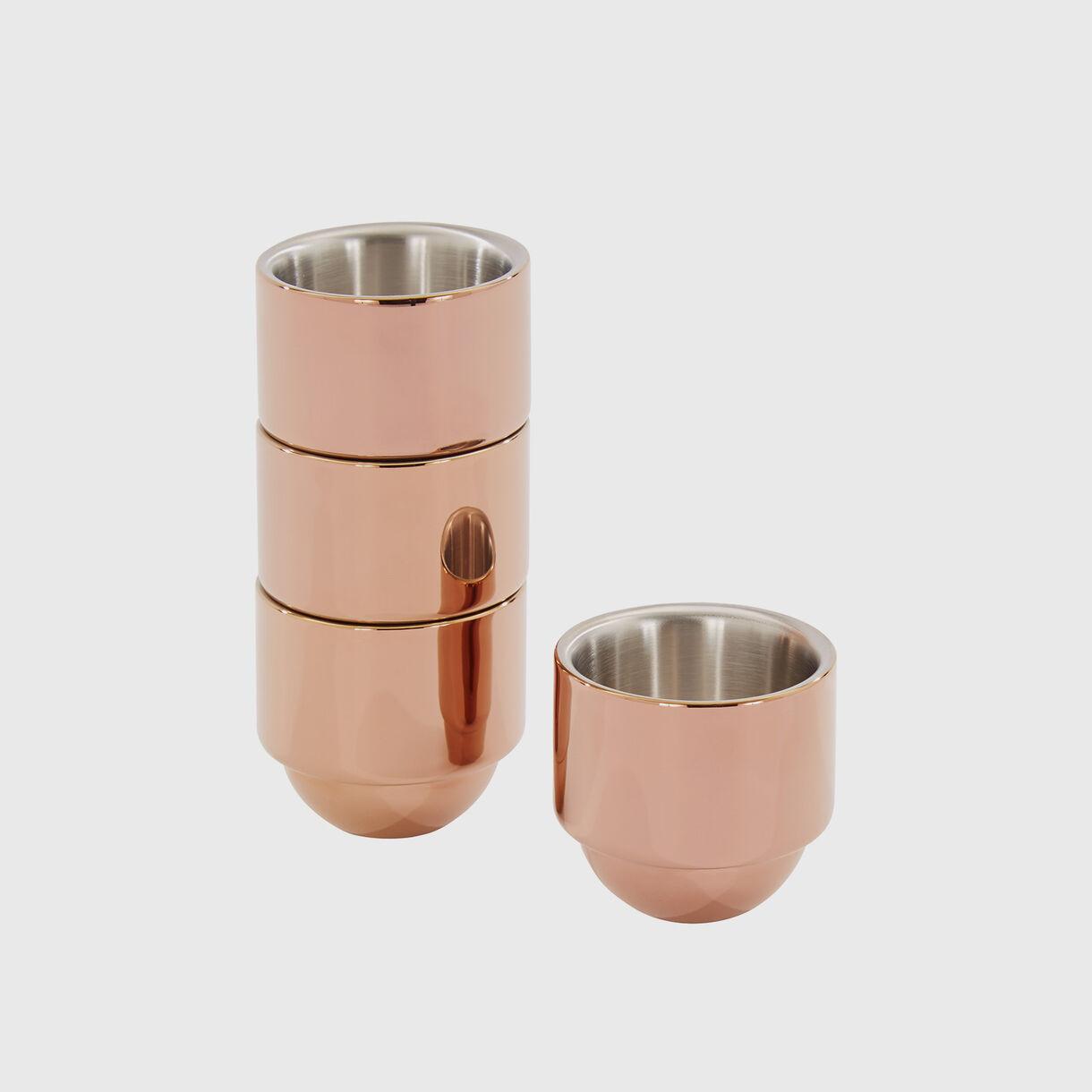 Brew Espresso Cups, Copper