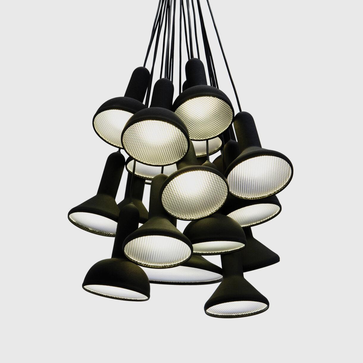 Torch Light, S20, Black