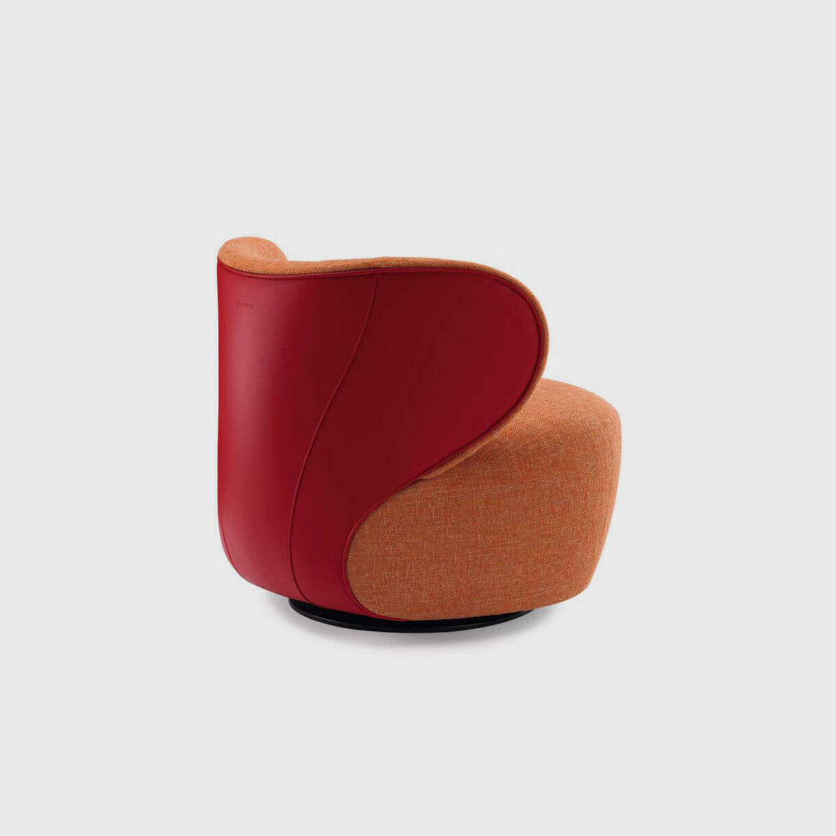 Bao Chair, Orange & Red