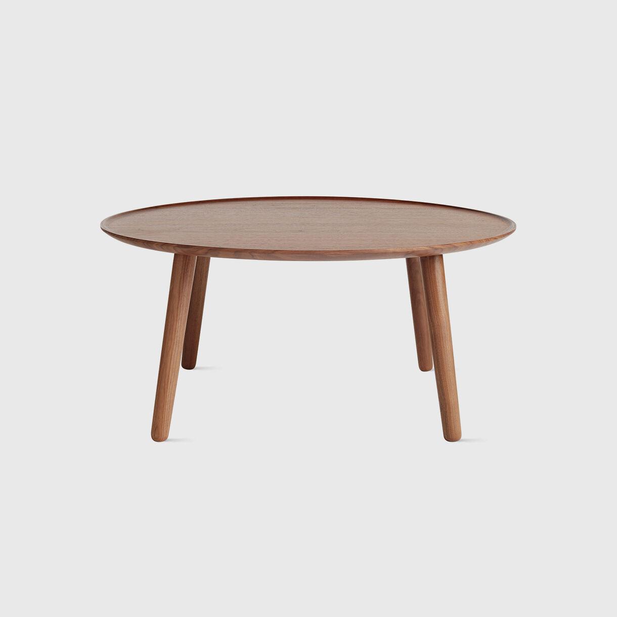 Edge Coffee Table, Walnut