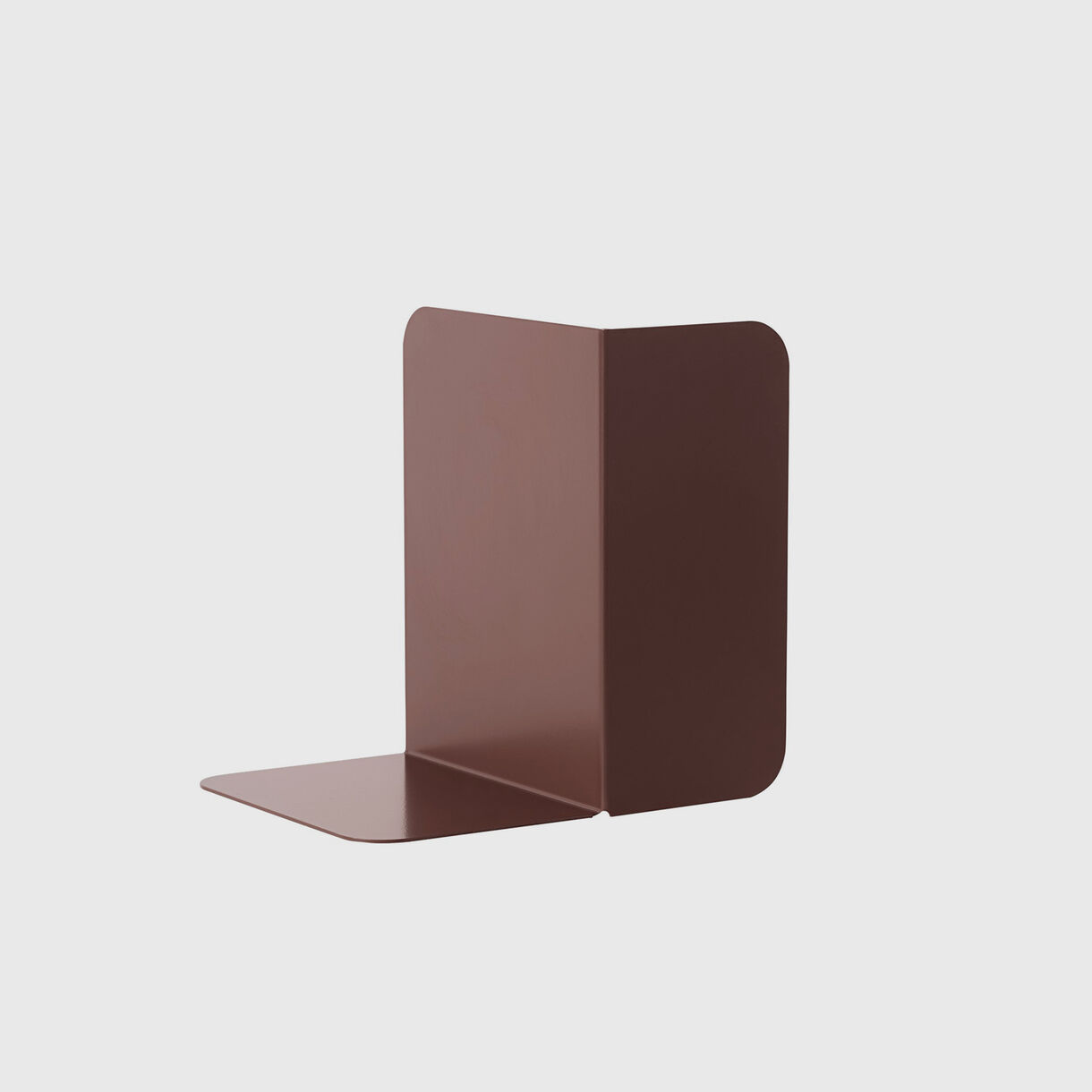 Compile Bookend, Plum