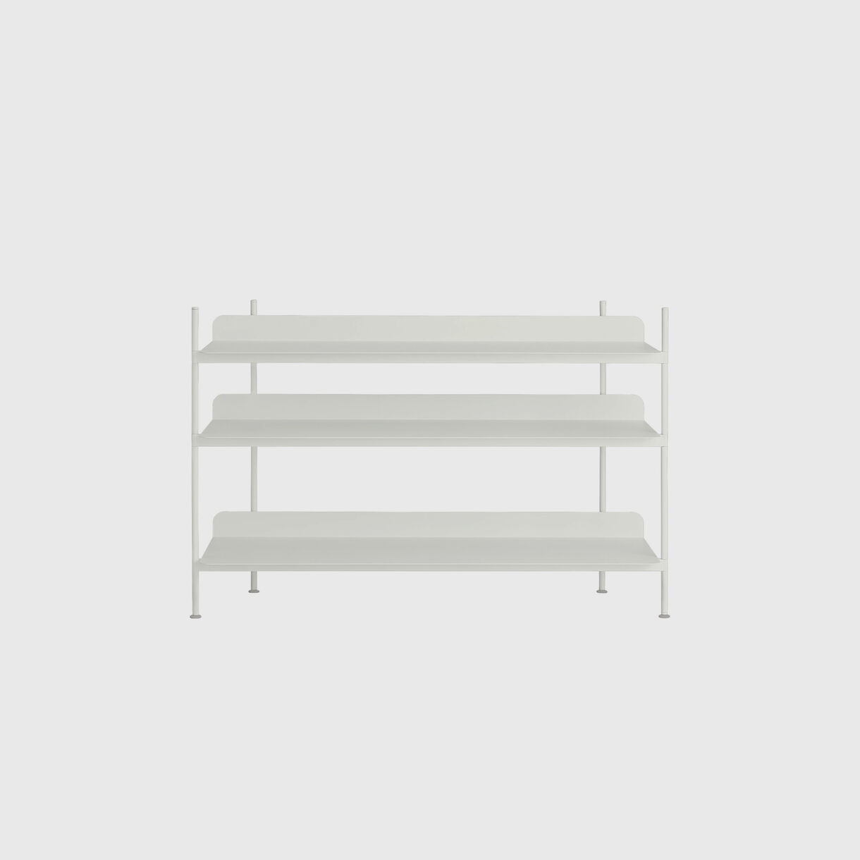 Compile Shelving System, Configuration 2