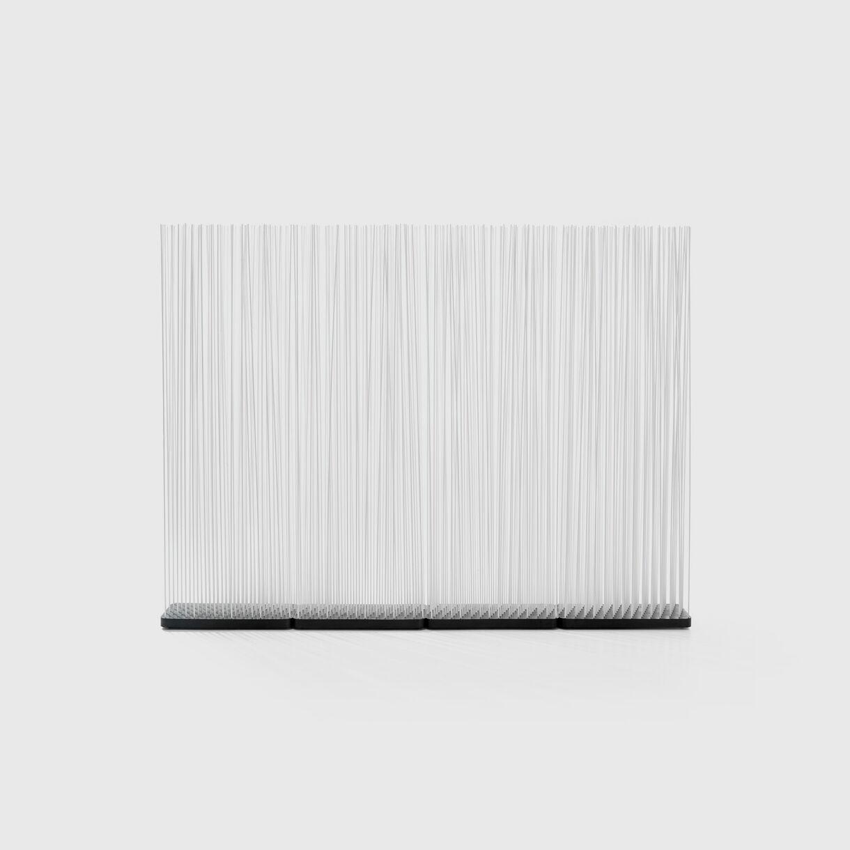 Sticks Space Divider, White