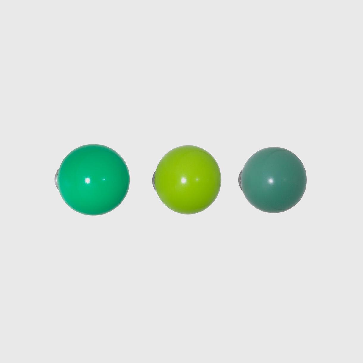 Coat Dots, Green