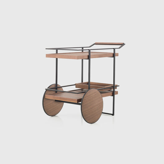James Bar Cart