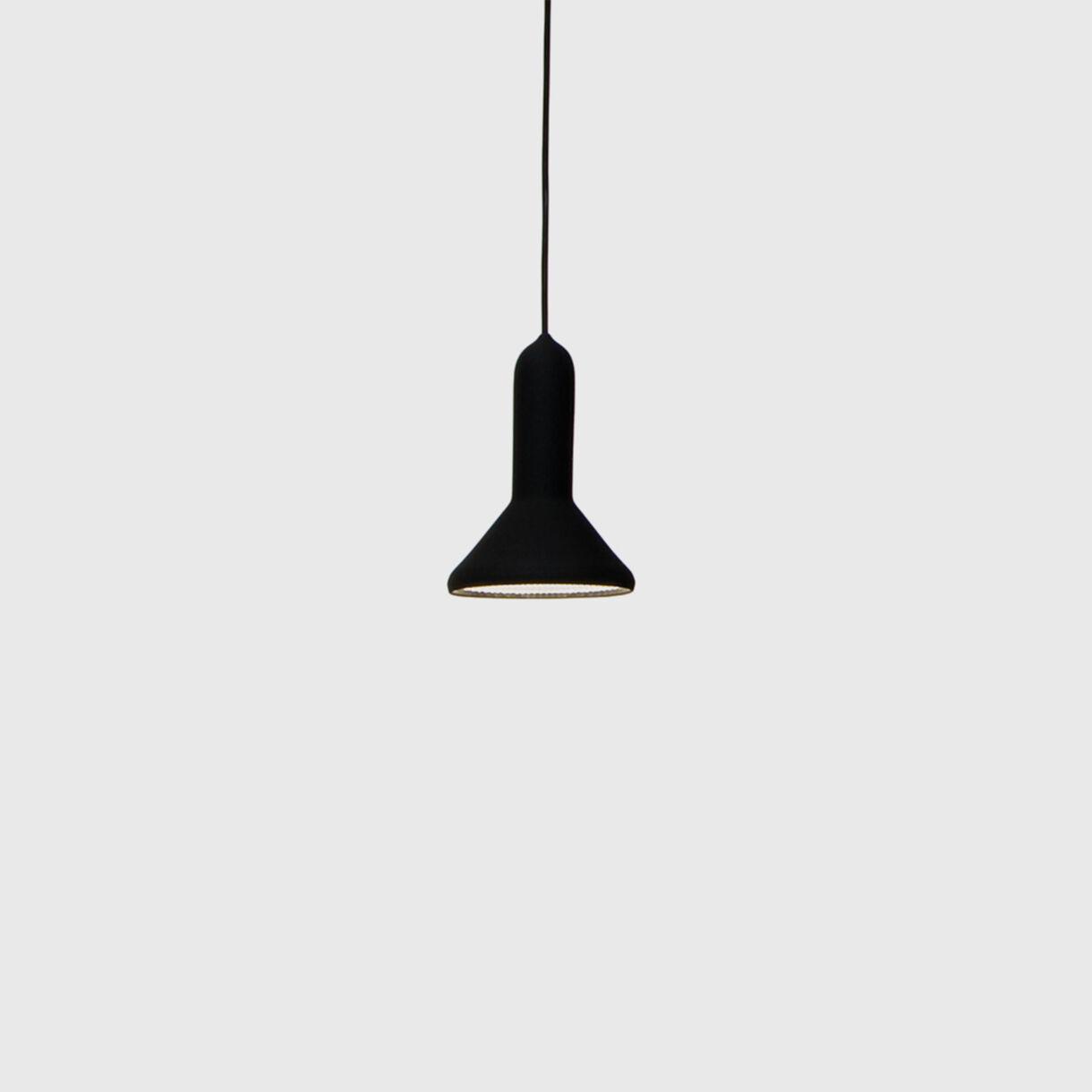 Torch Light, S1 Cone, Black