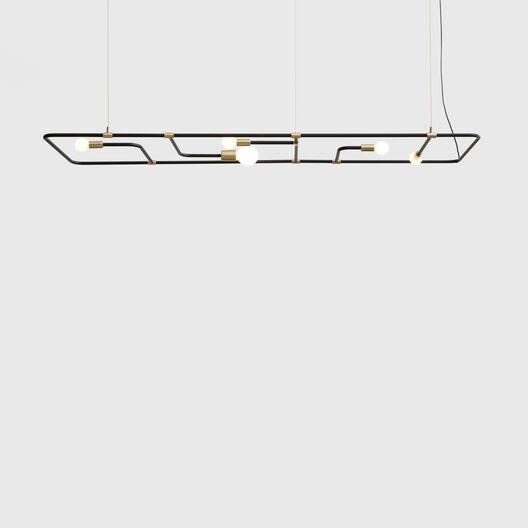 Beaubien Ceiling Light
