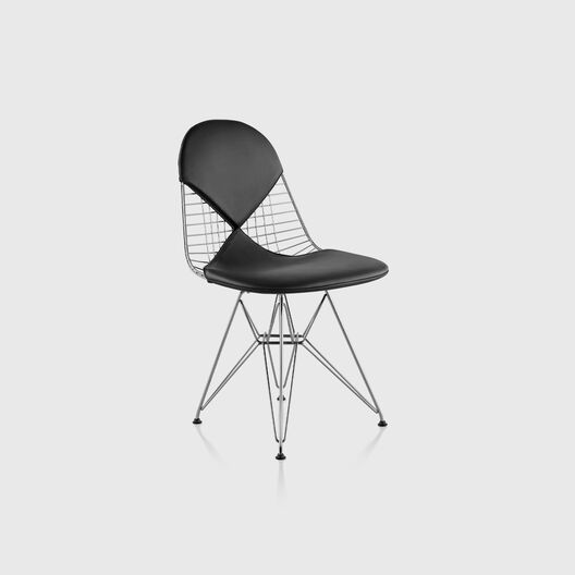 Eames® Wire Chair, Bikini Pad