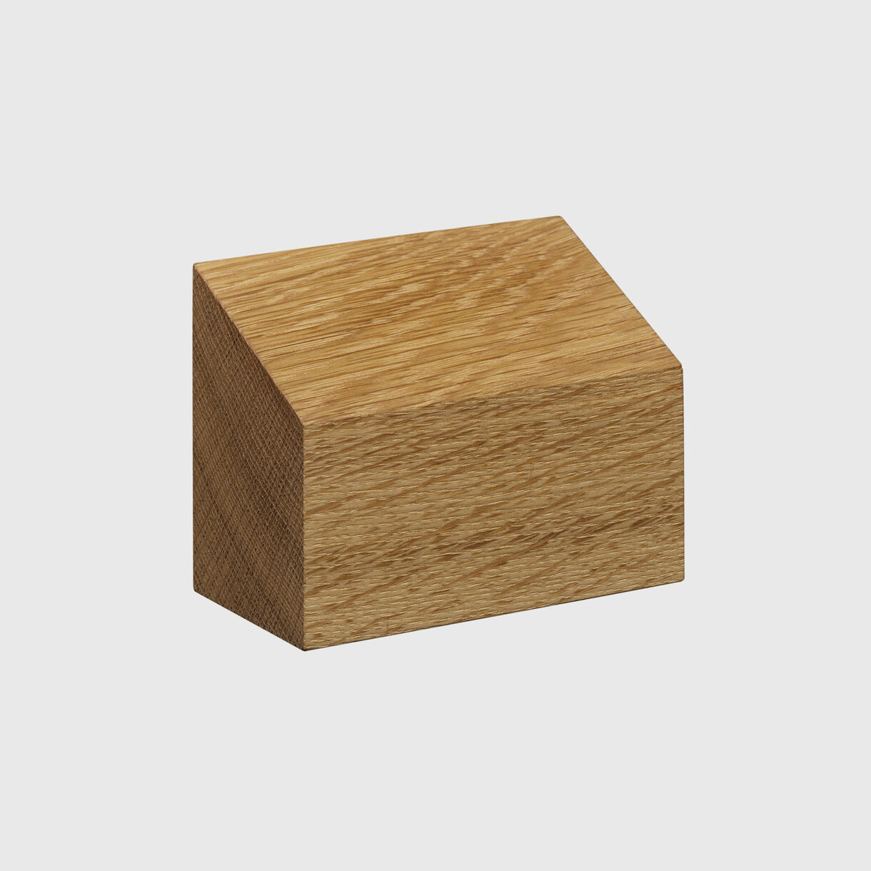 Haus Paper Weight, Shed, European Oak