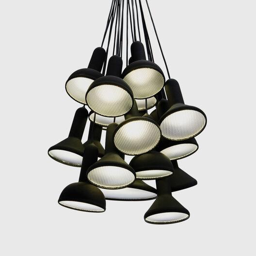 Torch Pendant Light, Bunch of 20